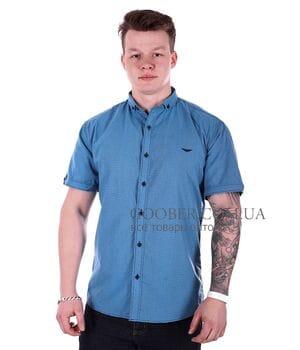 Рубашка с коротким рукавом Ronex Турция (s0827/4)