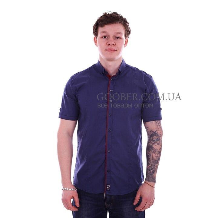 Рубашка с коротким рукавом Ronex Турция (s2721/1)