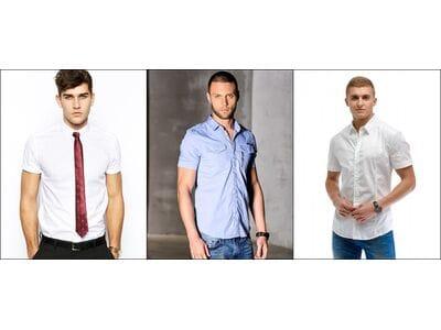 Какую рубашку носить летом мужчине
