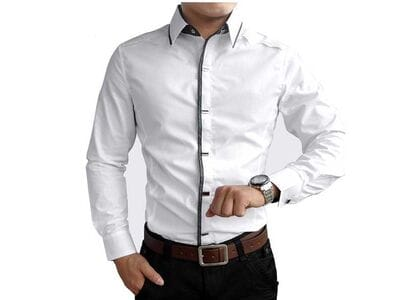 Основные модели мужских рубашек 2018
