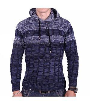 Мужской свитер с капишоном (k0118/2)
