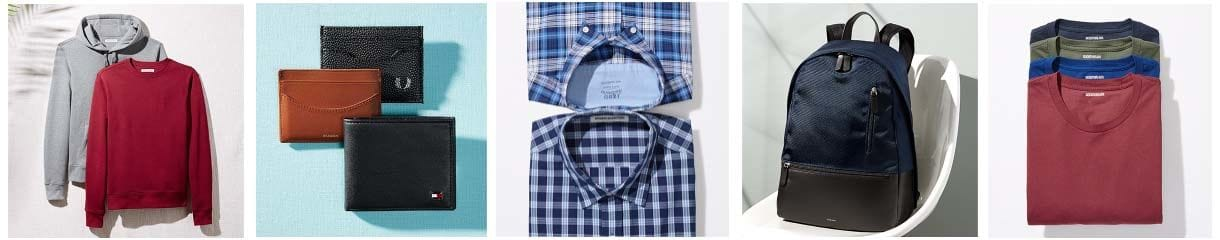 Мужская одежда рубашки